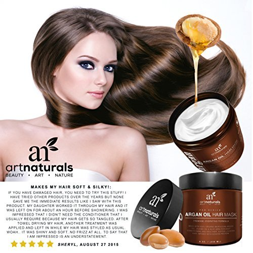Art Naturals Argan Oil Hair Mask Deep Conditioner
