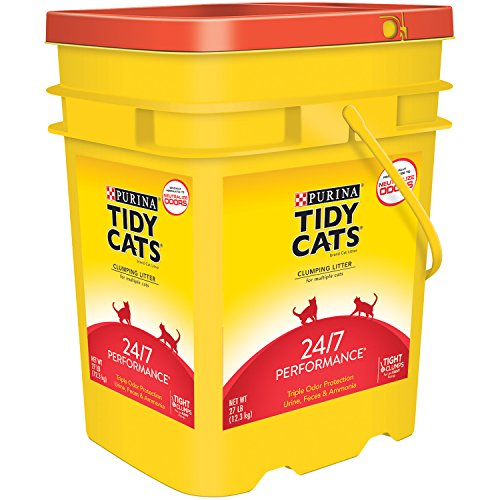Clean Cat Litter Dust